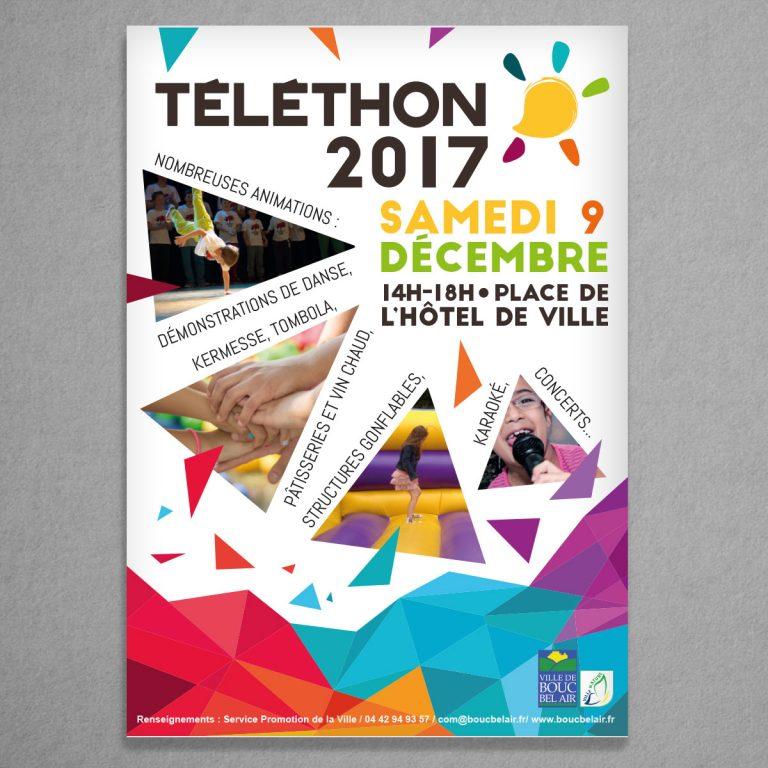 Téléthon vectoriel