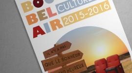 Couverture plaquette culturelle 2015