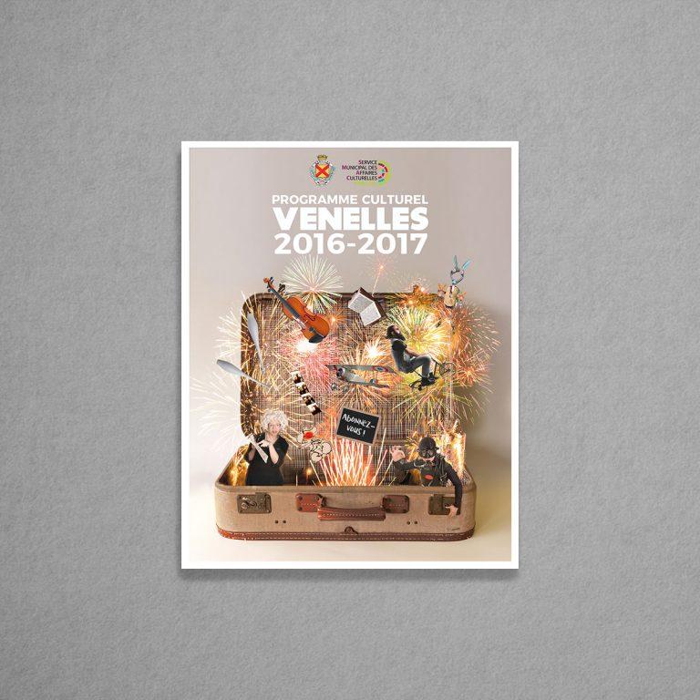 Couverture plaquette Venelles 2016