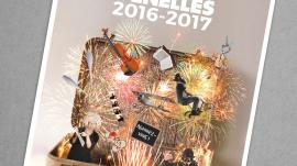 Saison culurelle Venelles 2016 - photo-montage